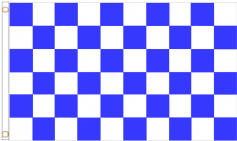 CHECKS & COLOURS FLAGS